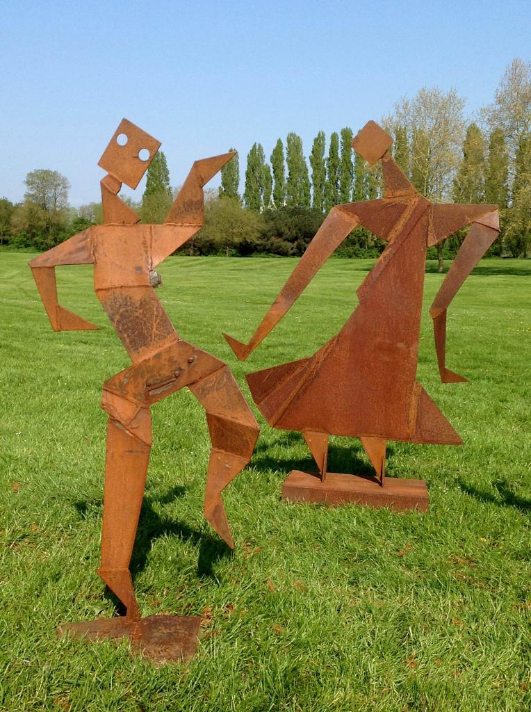 Sculptures convenant pour l 39 exterieur - Ragreage autonivelant pour l exterieur ...