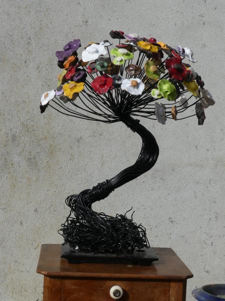 """bouquet """"bonsaï"""""""