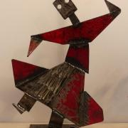 petite danseuse rouge